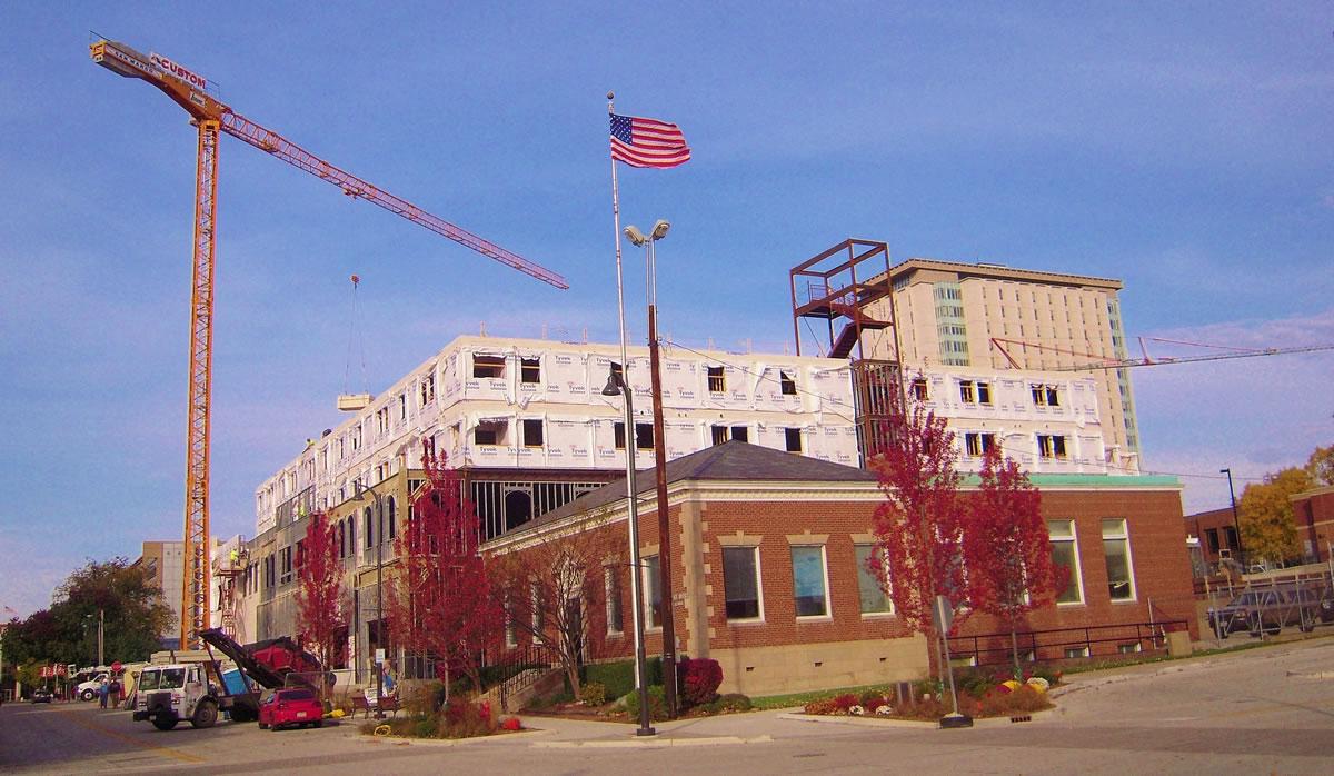 City Crane in Normal, IL